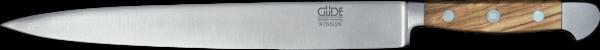 Güde Schinkenmesser 26 cm, Alpha Olive