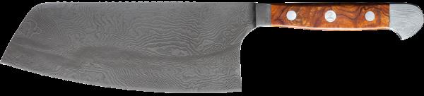 Güde Chai Dao 16 cm, Damast-Stahl