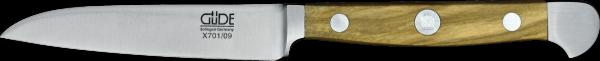 Güde Gemüsemesser 9 cm, Alpha Olive