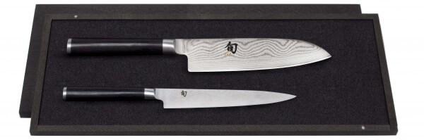 KAI Shun Messerset (DM-0701 + DM-0702)