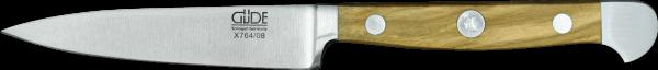 Güde Spickmesser 8 cm, Alpha Olive