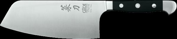 Güde Chai Dao 16 cm, chinesisches Kochmesser, Alpha
