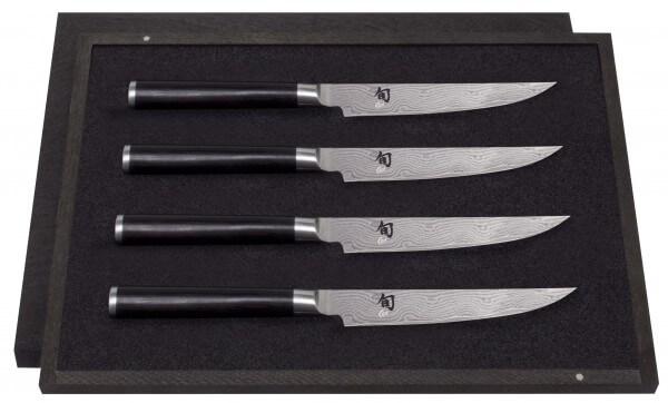 KAI Shun Steakmesserset 4 Stk. (DM-0711)