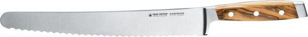 Felix ital. Brotmesser 26 cm, FIRST CLASS WOOD