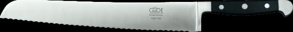 """Güde Brotmesser """"Franz Güde"""" 32 cm, Alpha, beidseitig geschliffen"""