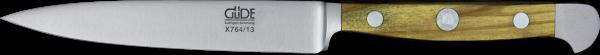 Güde Spickmesser 13 cm, Alpha Olive
