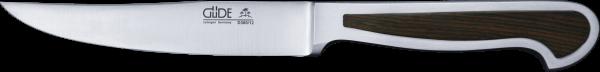 Güde Porterhouse Steakmesser 12 cm, Delta, glatte Schneide