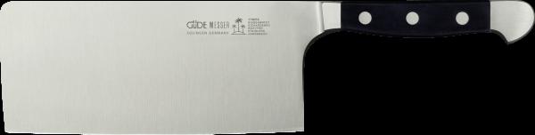 Güde Chinesisches Kochmesser 18 cm, 300 g, Alpha