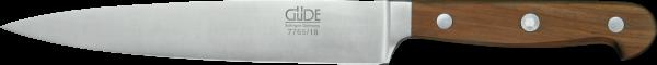 Güde Filiermesser, flexibel 18 cm, Franz Güde, Pflaumenholz