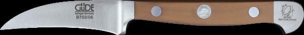 Güde Schälmesser 6 cm, Alpha Birne