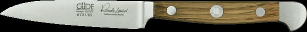 Güde Gemüsemesser 9 cm, Alpha Fasseiche