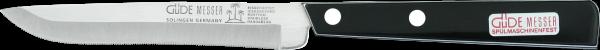 Güde Universalmesser gross schwarz / weißer Griff