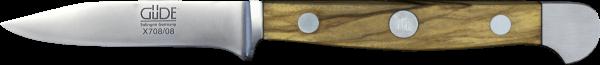 Güde Gemüsemesser 8 cm, Alpha Olive