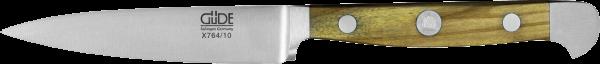 Güde Spickmesser 1o cm, Alpha Olive