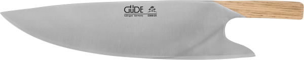 Güde THE KNIFE Kochmesser 26 cm, Fasseiche