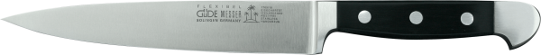Güde Filiermesser 18 cm, flexibel, Alpha