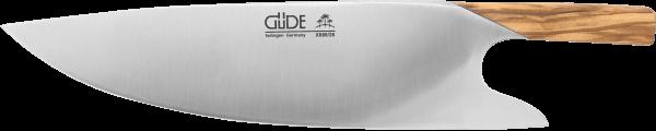Güde THE KNIFE Kochmesser 26 cm, Olive