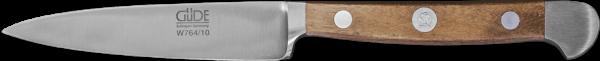 Güde Spickmesser 10 cm, Alpha Walnuss
