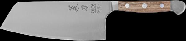 Güde Chai Dao 16 cm, Alpha Walnuss