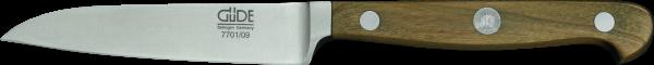 Güde Gemüsemesser 9 cm, Franz Güde, Heft: Pflaumenholz