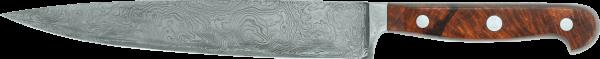 Güde Schinkenmesser 21 cm, Damast-Stahl