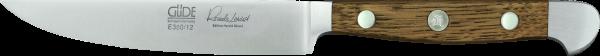 Güde Porterhouse Steakmesser 12 cm, Alpha Fasseiche, glatte Schneide
