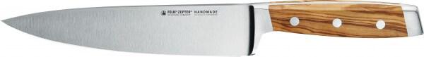 Felix Kochmesser mit Fingerschutz 21 cm, FIRST CLASS WOOD