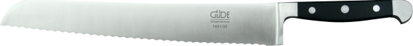 "Güde Brotmesser ""Franz Güde"" 32 cm, Alpha, Linkshänderausführung"